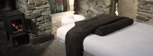 Therapeutic massage at Botelet Farm in Cornwall